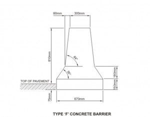 T ype F Barrier
