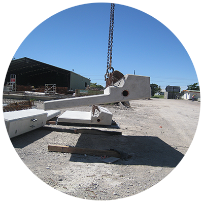Precast Barriers and Parapets