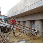 Highfields Retaining Wall