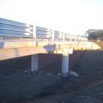 Tamworth Bridge Construction